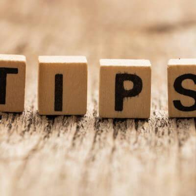 Transformation Tips